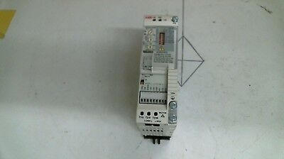 Abb, Acs50-01N-02A2-2, Frequency Drive, 1/2 Hp, 0.37 Kw,