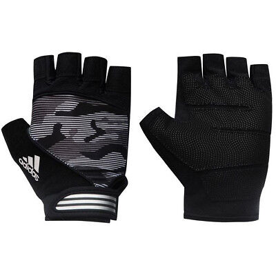 adidas Performance Gloves Camo Print Fitness Handschuhe Trainingshandschuhe neu