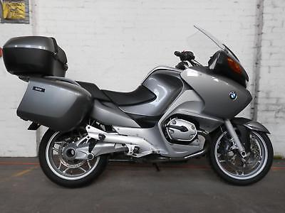 BMW R 1200 RT R1200 R1200RT ABS, 05-Reg, very low miles, long MOT