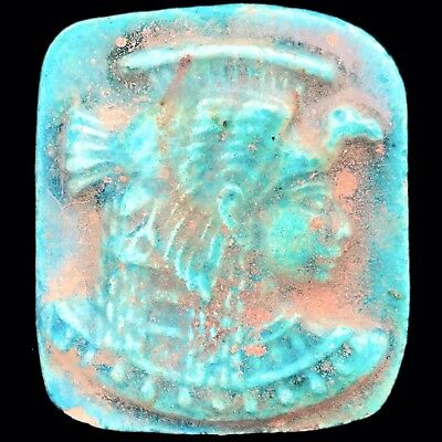 Beautiful Ancient Egyptian Amulet 300 Bc (5)