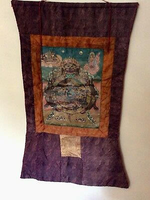 Old Indian Wallhanging