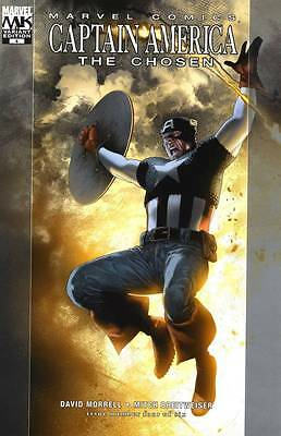 Marvel Captain America The Chosen #4 Travis Charest Variant Cover FREE SHIPPING