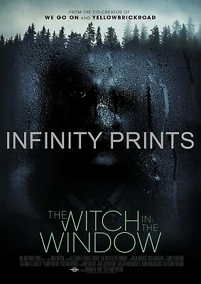 The Witch in the Window Movie Film Poster A2 A3 A4