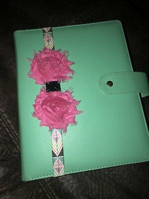 Marion Smith Planner A5 Size With Inserts And Die Cuts And Accessories