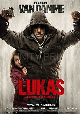 Lukas Movie Film Poster A2 A3 A4