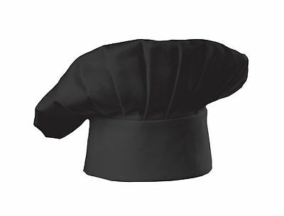 Chef Works Chef Hat Black One Size