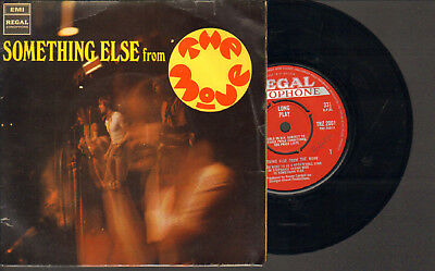 The Move-Ep-45-Ps- Something Else- Rare Regal Zonophone-Uk- 1968