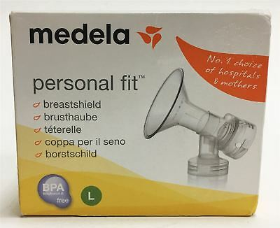 NEW Medela Personal Fit Breast Shield Large 27mm