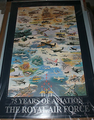 75 Years of Aviation - The Royal Air Force - Military Gallery