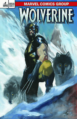 Return Of Wolverine Classic Trade Variant issue #1 Limited to 600 Copies