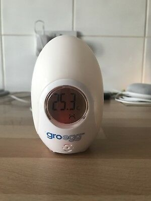 Gro Egg Baby Room Thermometer