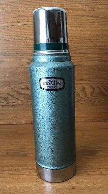 Vintage 1980 Aladdin Stanley Edelstahl Thermos A-944C