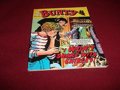 BUNTY  PICTURE STORY LIBRARY BOOK  from the 1980's:- never been read! ex condit!