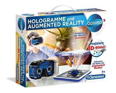 Galileo - Hologramme & Augmented Reality Hersteller Nr. 37007862