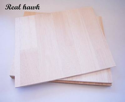 A3 size 420mmx297mm 2~4mm AAA+ Balsa Wood Sheet PlyWood puzzle Thickness super q