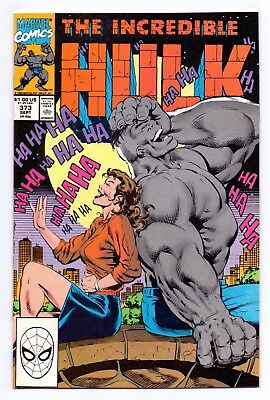 Marvel Comics: Incredible Hulk #373 & #374 - Both Issues!