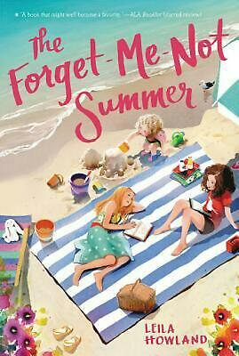 Forget-me-not Summer by Leila Howland (English) Paperback Book Free Shipping!