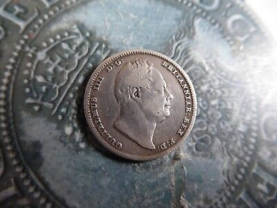 sixpence coin 1834