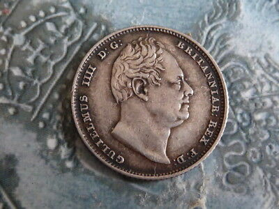 sixpence coin 1834 very high grade