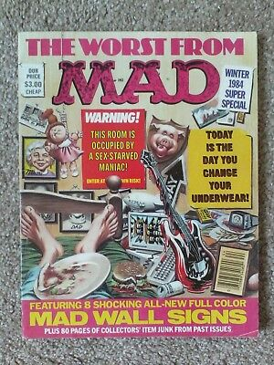 Mad magazine winter special 1984