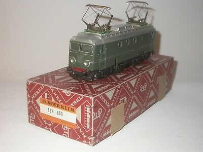Märklin SEW800 from the 50's. Working condition.