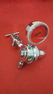 Oxygen Pressure Regulator MAX Inlet 3000PSIG Serial No. HG35734