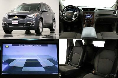 Chevrolet Traverse LT Camera Cyber Gray Metallic SUV For Sale 2013 LT Camera Cyber Gray Metallic SUV For Sale Used 3.6L V6 24V Automatic FWD