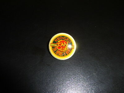 "SNK Neo-Geo offical fan club member pin  ""The Future is NOW"""
