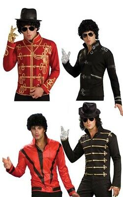 Licensed Michael Jackson Jacket Halloween Costume