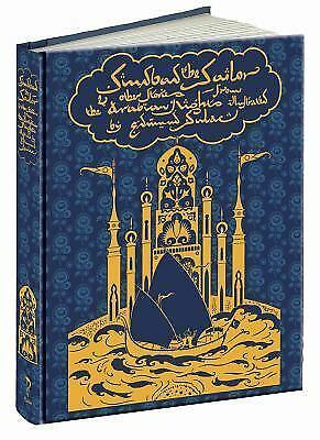 Sindbad the Sailor and Other Stories from The Arabian Nights [Calla Editions]