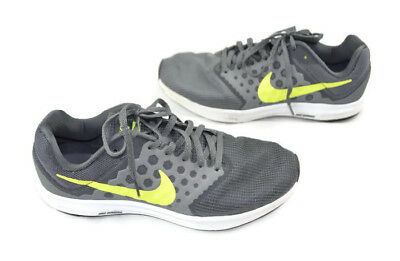 573deaf345e9 Nike Downshifter 7 Cool Grey Volt White 852459-004 Men s Running Shoes Sz.8