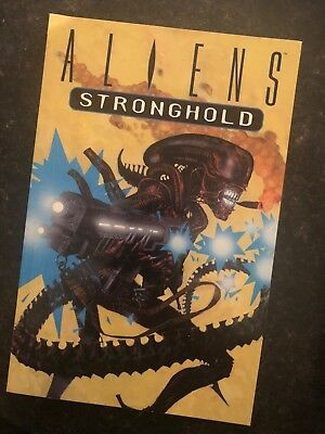Aliens: Stronghold, Very Good Condition Book, Arcudi, John, ISBN 9781852867331