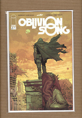 Oblivion Song #1 Robert Kirkman  Image Comics NM+
