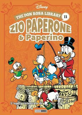 The Don Rosa Library 11 Zio Paperone E Paperino - Fumetto Panini Disney - Nuovo