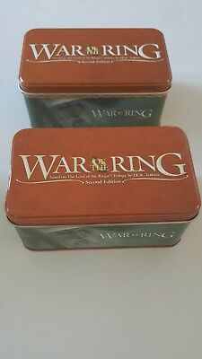 War of the Ring metal tins