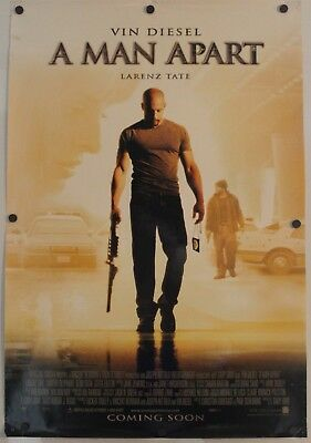 """A Man Apart 2003 Double Sided Original Movie Poster 27"""" x 40"""""""