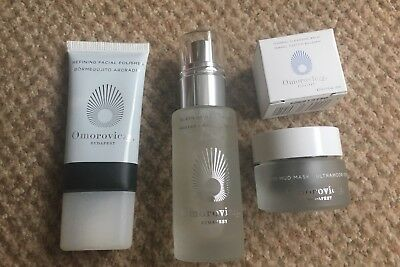OMOROVICZA Four Items - Including Queen of Hungary Mist - All BN