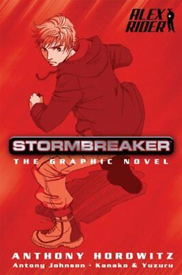 Stormbreaker: The Graphic Novel by Anthony Horowitz 9780399246333