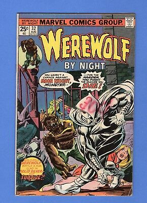 Werewolf by Night #32 1st Apperance of Moon Knight  Bronze Age Key