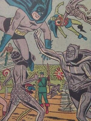 Justice League Of America #13, August, 1962, Coverless, Riddle Of The Robot J.l.