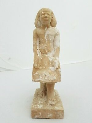 Ancient Egyptian Antiques Thutmose III Pharaoh Statue 18th Dynasty Sculpture BC