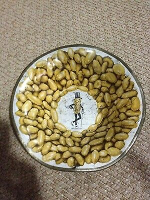 Collectible Mr Peanut Bowl