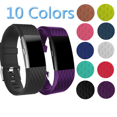 FOR FITBIT CHARGE 2 Watch Strap Replacement Wrist Band