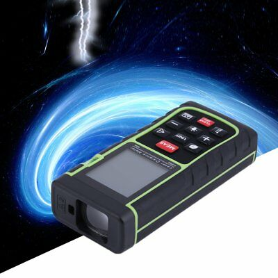 40M Mini Digital Handheld Laser Distance Meter Range Finder Measure Diastimeter