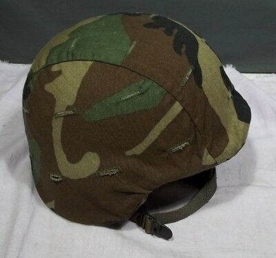 US Military PASGT Small - made with Kevlar Helmet Complete NSN 8470-01-092-7526