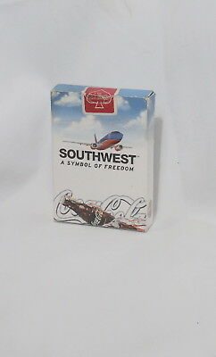 Coca Cola Coke/southwest Airlines 2002 Playing Cards 1 Pack Nmint Free Ship D147