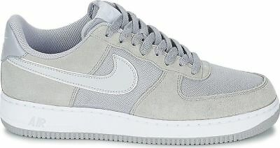 promo code fac07 f7f21 NEW Nike Men s Air Force 1 Casual Shoe 488298 090 Size 9.5 Grey Platinum AF1