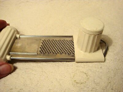 Vintage Garlic Ginger Grater Mini Kitchen Tool Hand Held Kitchen Utensil