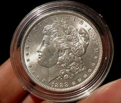 1877 Chile Un Peso *silver Crown*