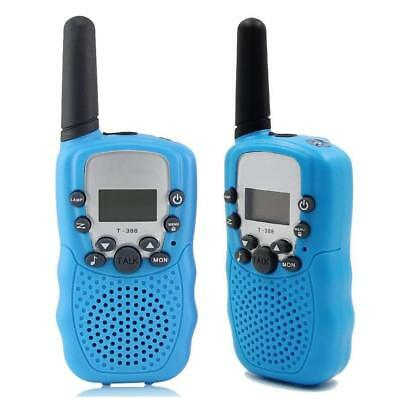 Kids Walkie Talkies 22 Channel FRS Toy for Kids UHF FRS 2 Way Radio Toy(2 Pack)